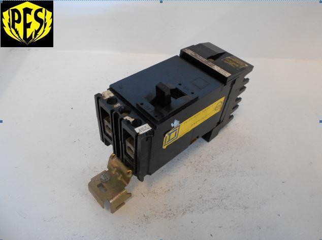 SQUARE D FA22070BC 2 POLE 70 AMP 240 VOLT I LINE TYPE FA CIRCUIT BREAKER