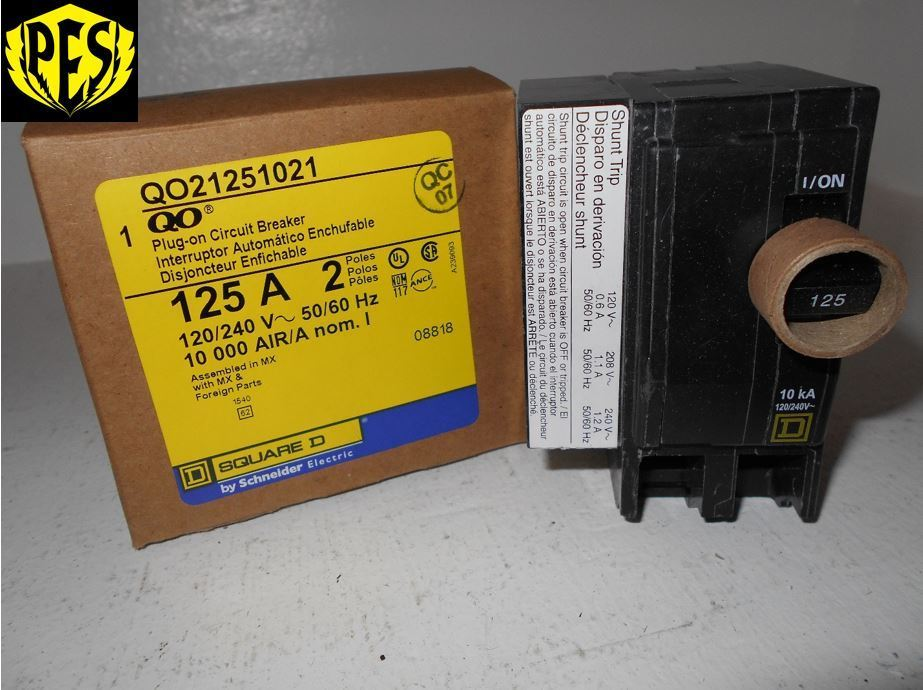 how to add a 120v 240v circuit breaker