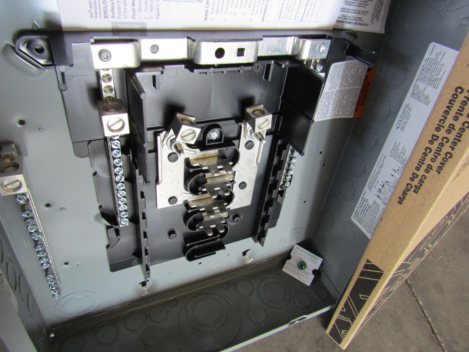 Cost To Install Sub Panel