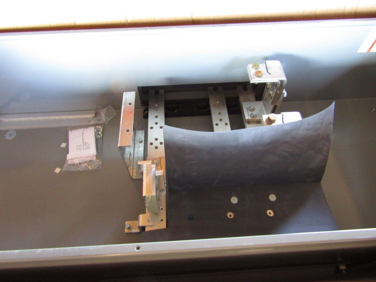 NEW SQUARE D EZM1800CB SINGLE PHASE EZM 800 AMP METER MAIN MHP ...