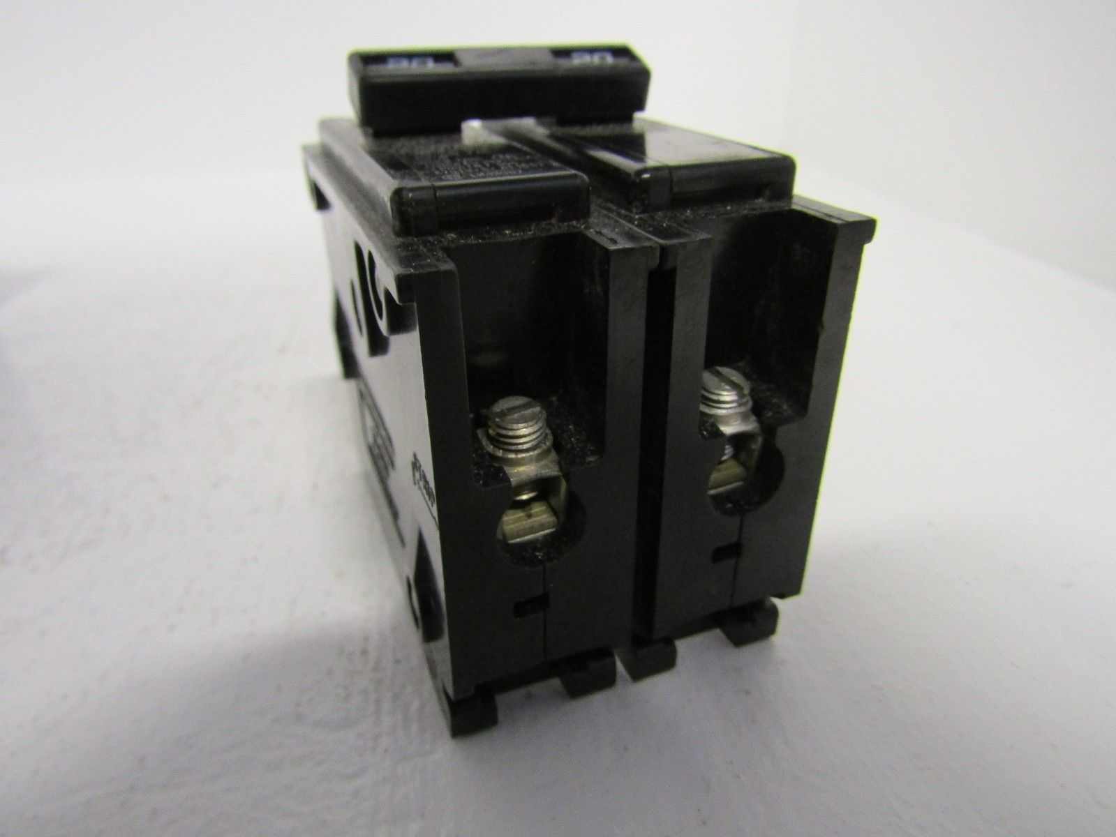 LOT OF 5 CHALLENGER C220 2 POLE 20 AMP 240 VOLT CIRCUIT BREAKER TYPE ...