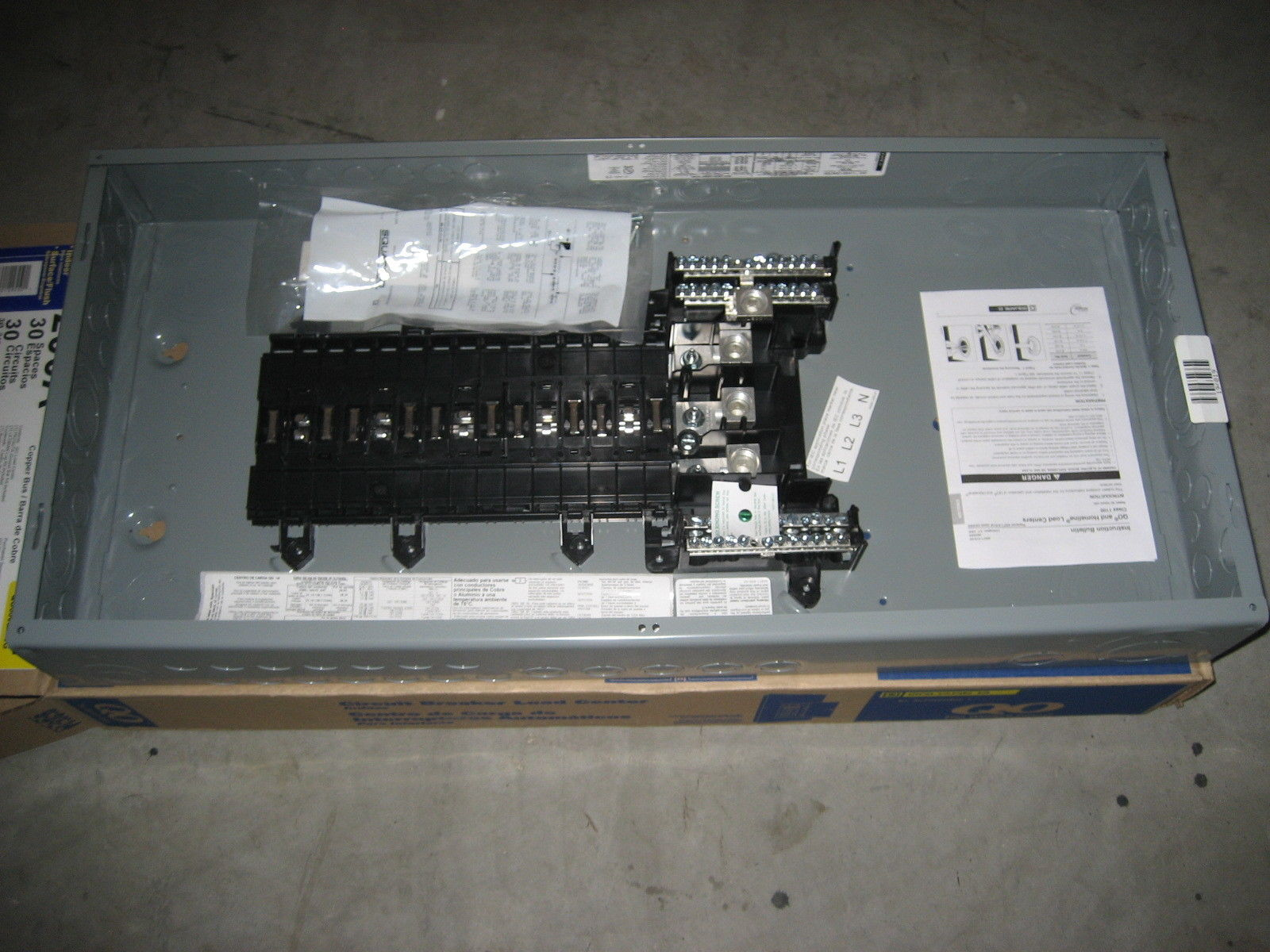 200 Amp 3 Phase Fuse Box Another Blog About Wiring Diagram Three Panel Schemes