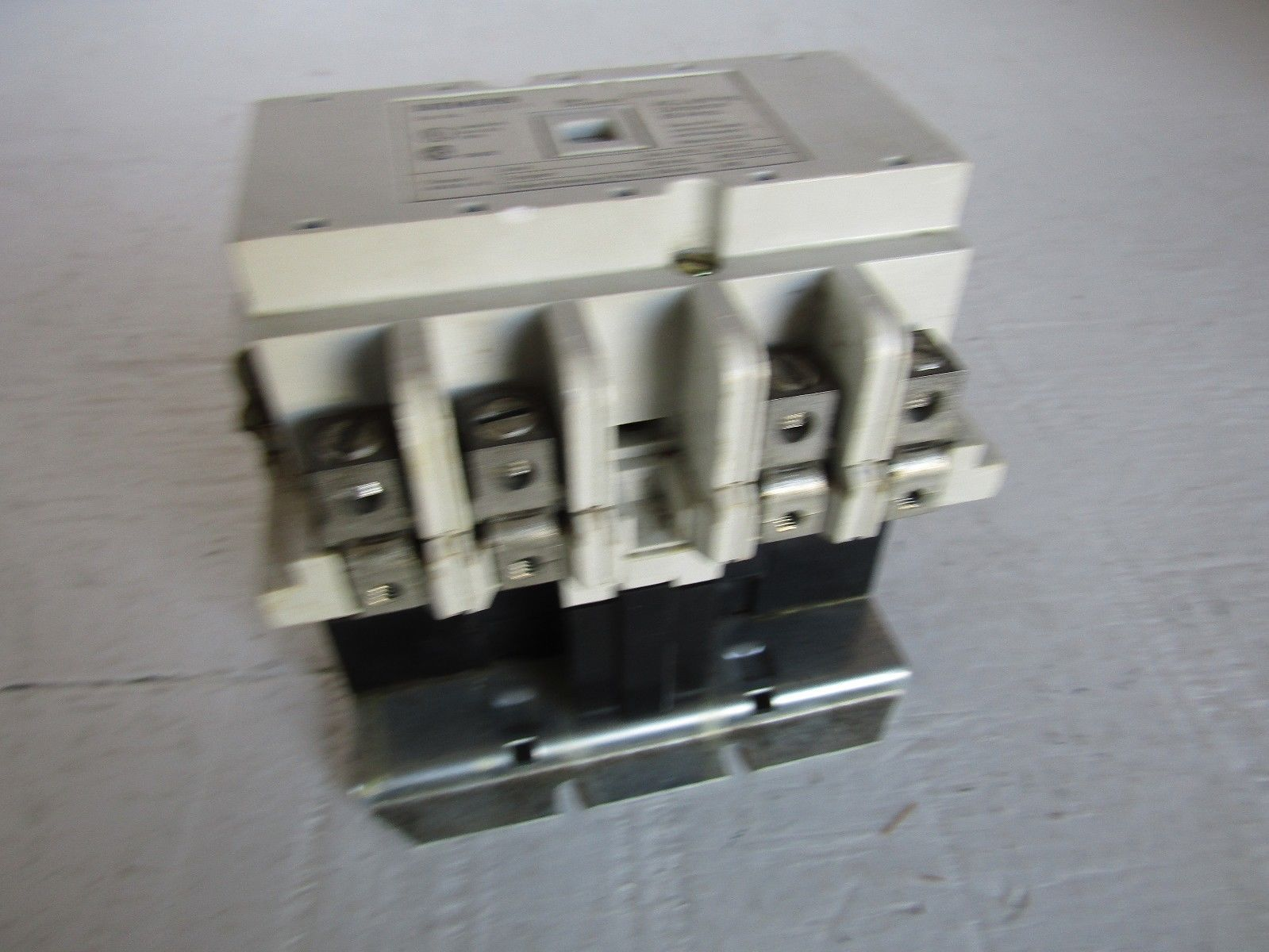 New Siemens Clm0d04 4 Pole 60a Lighting And Heating Contactor 120v Coil