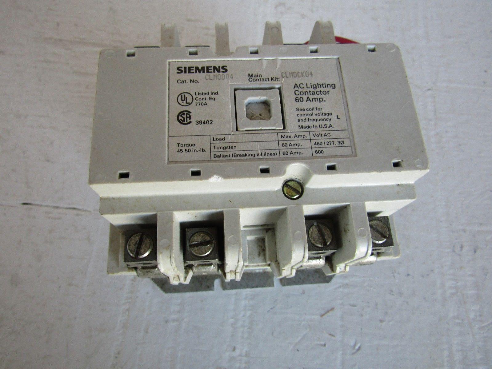 Siemens Clm Lighting Contactor Wiring Diagram Wire Data Schema Pole 8 Lilianduval Contactors Mechanically Held Single
