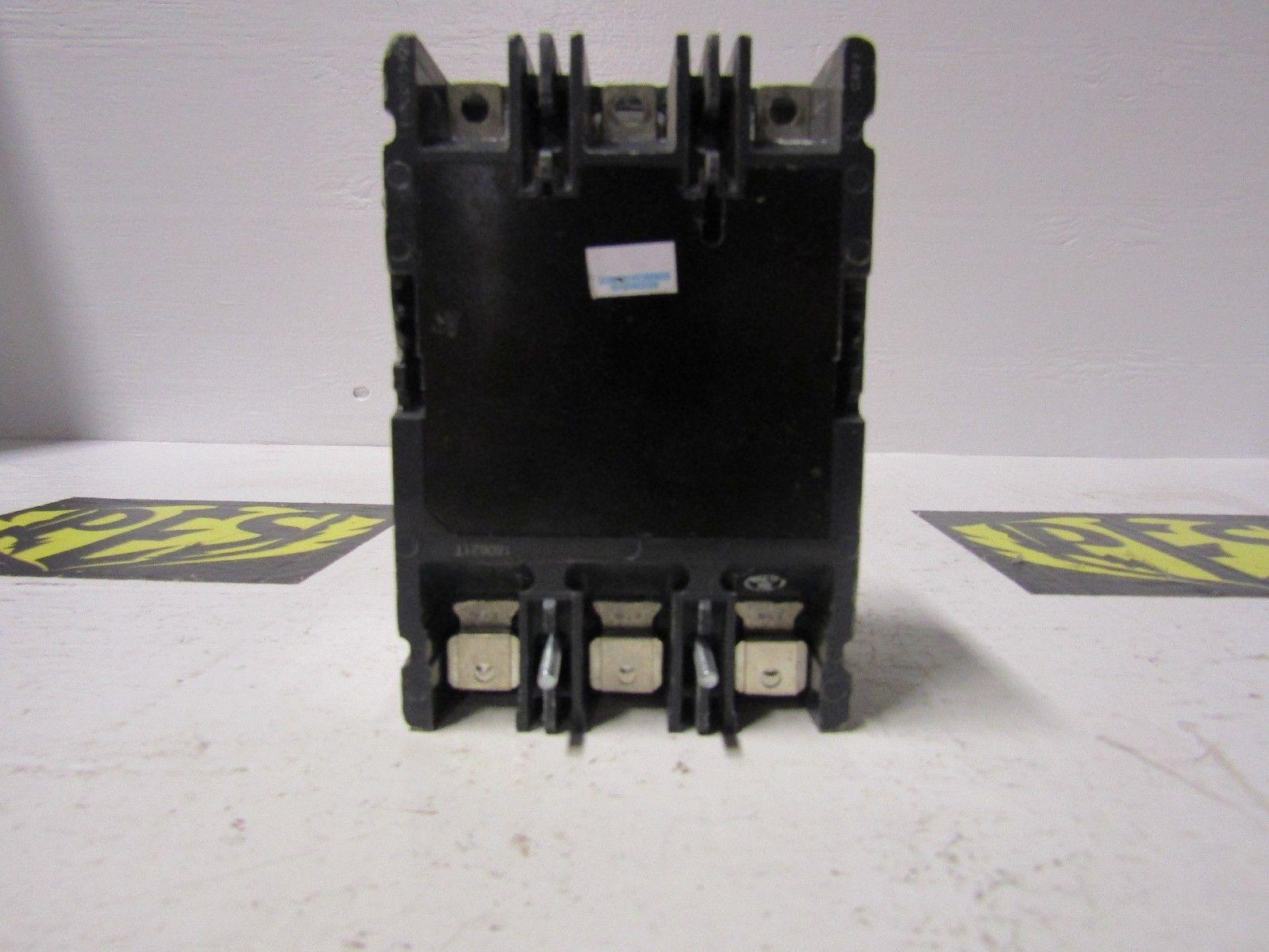 Eaton Cutler Hammer Ed3200bp10 3pl 3ph 200 Amp 240 V 65ka240 200amp Main Circuit Breaker With 60amp Generator