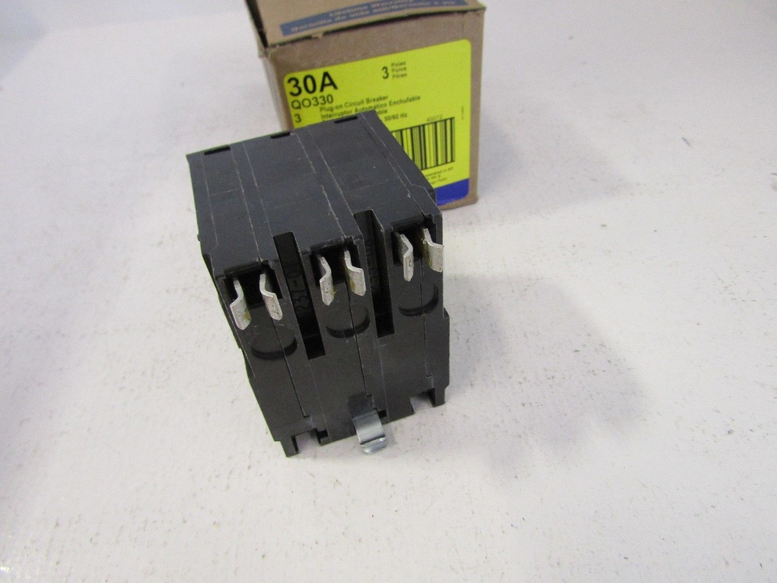 Square D Breakers 30 Amp Std Circuit Breaker Hom130cp By Schneider Electric New Qo Qo330 3 Pole