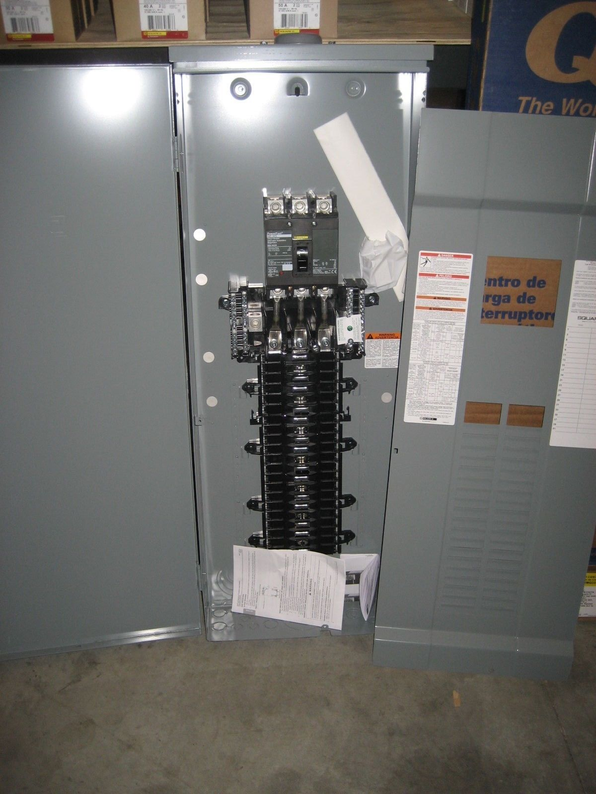 225 amp electrical panel 200 amp meter base victoria city for 125 amp residential service wire size